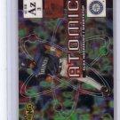 Alex Rodriguez 2000 UD Ionix Atomic #A15 Yankees