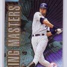Derek Jeter 2003 Topps Ring Masters #RM1  Yankees