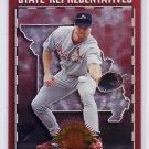 Mark McGwire 1998 Leaf State Representatives #22 A's, Cardinals #/5000