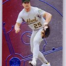 Mark McGwire 1997 Select Tools of the Trade #19 A's, Cardinals