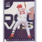 Mark McGwire 2000 Pacific Paramount Double Vision #13 A's, Cardinals