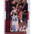 Michael Jordan 1998-99 Upper Deck MJ23 Bronze Quantum Die-Cut #QMM5 Bulls #/2300