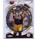 Emmanuel Sanders 2010 Topps Finest Finest Atomic Rookie #FAR-24 Broncos, Steelers