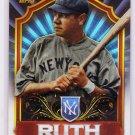 Babe Ruth 2011 Topps Mega Boxes Mega Box Chrome #MBC3 Yankees