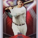 Babe Ruth  2011 Topps Target Red Diamond #RDT1 Yankees