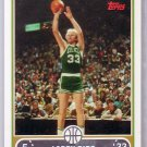 Larry Bird 2006-07 Topps #33.0 Celtics HOF