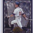 Chipper Jones 1998 Leaf State Representatives #05 Braves #/5000