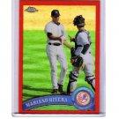 Mariano Rivera 2011 Topps Chrome Orange Refractor #42 Yankees