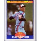 Randy Johnson RC 1989 Score Rookie #645 Yankees, Diamondbacks