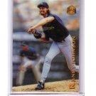 Randy Johnson 1995 Sportflix UC3 #130 Yankees, Diamondbacks