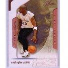 Michael Jordan 2001-02 Flair #121 Wizards Bulls HOF