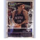 Pau Gasol RC 2001-02 UD Playmakers Limited Rookie #139 Lakers, Bulls #/999