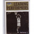 Tim Duncan 1998-99 Fleer Ultra Leading Performers #7LP Spurs