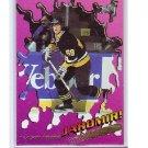 Jaromir Jagr 1995 Signature Rookies Promo #JJ1 Penguins 1/500