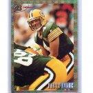 Brett Favre 1993 Bowman Foil #335  Packers, Vikings