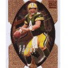 Brett Favre 1998 Pro Line DC III Gold Die-cut #4 Packers, Vikings