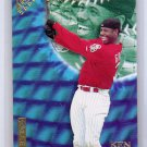 Ken Griffey Jr. 2000 Topps Gallery Exhibits #GE14 Mariners, Reds