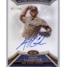 Andrew Cashner Auto 2013 Topps Tier One On the Rise Autograph #ORA-AC Cubs, Padres Rangers #/399