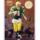 Brett Favre 1996 Pinnacle Zenith Proof Positive #Z-144 Packers, Vikings