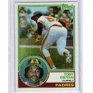 Tony Gwynn 1983 Topps #482 RC Padres HOF