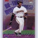 Barry Bonds 1999 Topps All-Topps Mystery Finest #M-16 Giants