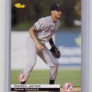 Derek Jeter 1994 Classic Minor League All Star Edition #60 Yankees