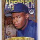 Ken Griffey Jr. 1998 Topps Flashback #KEGR  Mariners, Reds