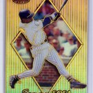 Sammy Sosa Refractor 1999 Bowman's Best Refractor #66 Cubs, White Sox #/400