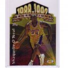 Shaquille O'Neal 1997-98 Topps Generations #G18 Lakers, Magic, Heat Shaq