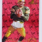 Brett Favre 1997 Pinnacle Inscriptions Challenge Collection #33 Packers, Vikings
