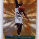 Shaquille O'Neal 1995 Classic Images Four Sport Foil #IP-2 Lakers, Magic Shaq 1/5000