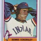 Dennis Eckersley RC 1976 Topps #98 Indians, A's, Red Sox HOF