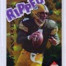 Brett Favre 1996 Collector's Edge Ripped Gold Foil #6 Packers, Vikings