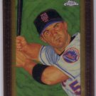 David Wright 2008 Topps Chrome Wal-Mart Dick Perez Insert #WMDPC-6 Mets