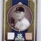 Curt Schilling 2005 Donruss Diamond Kings Blue Framed Materials Dual Memorabilia #39 Phillies #/50