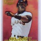 Barry Bonds 1997 Metal Universe Blast Furnace #3 of 12 Giants