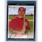 Joey Votto RC 2002 Bowman #BDP44 Reds
