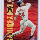 Manny Ramirez 1995 Select Can't Miss #CM5 Indians Red Sox