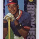 Manny Ramirez 1994 Upper Deck #23 Indians Red Sox