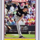 Chris Sale RC 2011 Topps Lineage Rookies #2 White Sox
