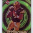 Brett Favre 1995 Collector's Edge EdgeTech #21 Packers, Vikings