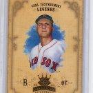 Carl Yastrzemski 2004 Diamond Kings Legends #161 Red Sox HOF