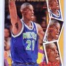 Kevin Garnett RC 1995-96 Fleer Class Encounters #24 Timberwolves Celtics