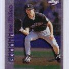 Todd Helton 1998 Score Rookie Traded Showcase Series #RTPP-134 Rockies