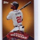 Jason Heyward RC 2010 Topps #BC3  Cubs, Braves, Cardinals