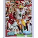 Brett Favre 1998 Topps Stadium Club Chrome Refractor #SCC20 Packers