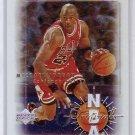 Michael Jordan 1999-00 Upper Deck NBA Legends NBA Originals #O-3 Wizards Bulls HOF