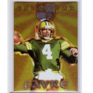 Brett Favre 1997 Edge Excalibur National Convention #9 Packers #/1000