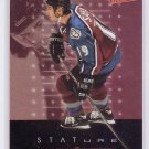 Joe Sakic 1999-00 Upper Deck Ultimate Victory Stature #S2 Avalanche