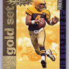Brett Favre 1995 Upper Deck CC Crash the Game Prizes Gold Set #C6 Packers